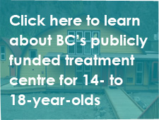Portage Treatment Center in BC